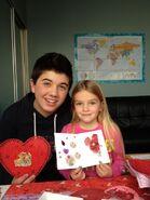 Bradley and Mia