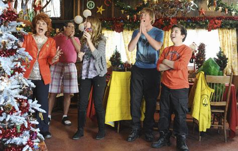 Image - Christmas 28.jpg | Good Luck Charlie Wiki | FANDOM powered ...