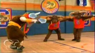 Double Whammy Fight (Good Luck Charlie)