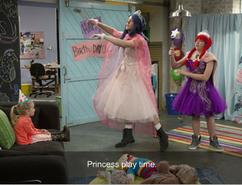 Princess play time