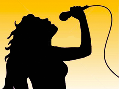 File:Female-Singer-Silhouette.png