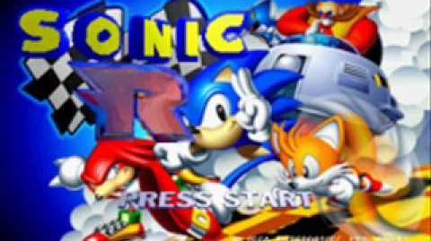 Sonic R Super Sonic Racing Remix