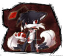 Dark Tails doll