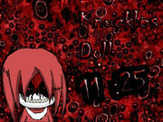 Knuckles doll wallpaper by vaaleeziitaaahx-d34cl5i