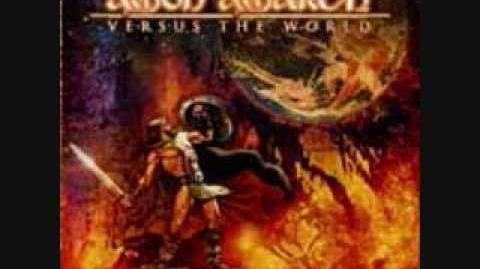 Amon Amarth - Death in fire.