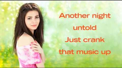 Miranda Cosgrove -- Dancing Crazy (new song! 2010 with lyrics) HQ