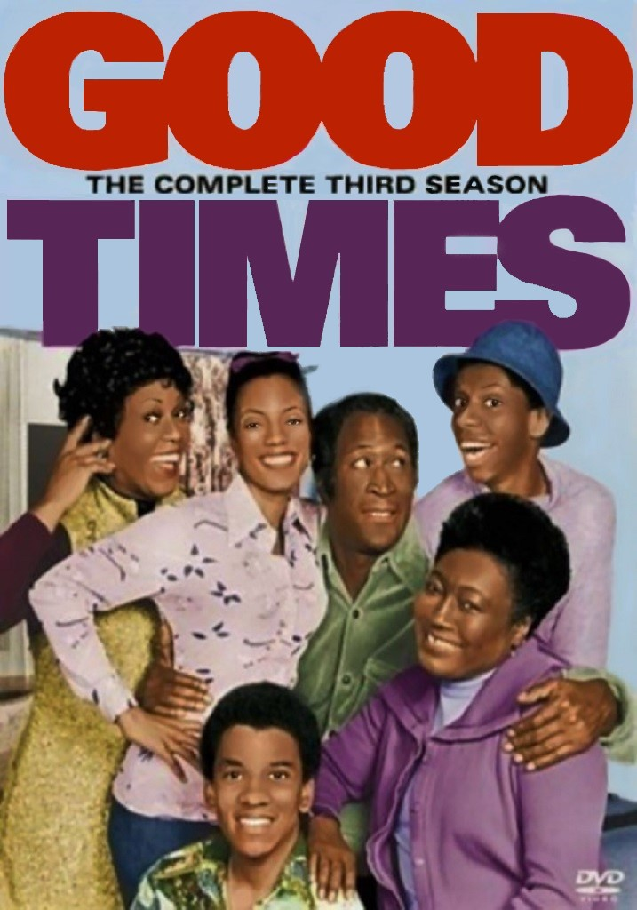Good Times Season 3 DVD
