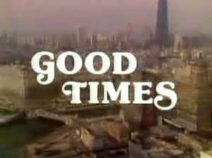 Good Times title card