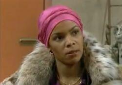 Chip Fields as Lenela Gordon