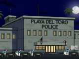 Playa Del Toro Police Station