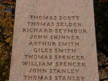 Seymour, Richard (founder)