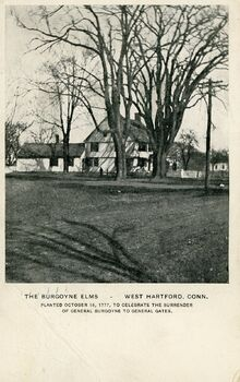 Talcott Homestead, 1928