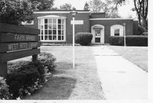 Faxon Library, 1986