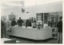 Faxon Library, 1954
