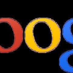 Google logo from September 2013 to September 2015