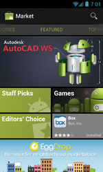Android Market screenshot