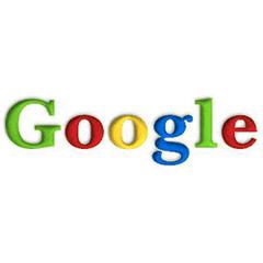 Google logo, circa May-August 1998