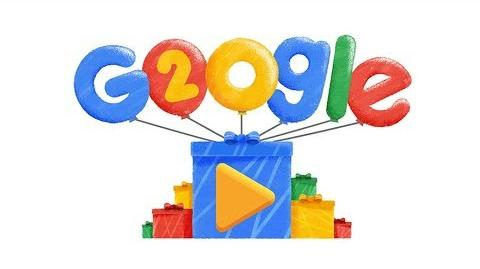 Google's 20th Birthday - US