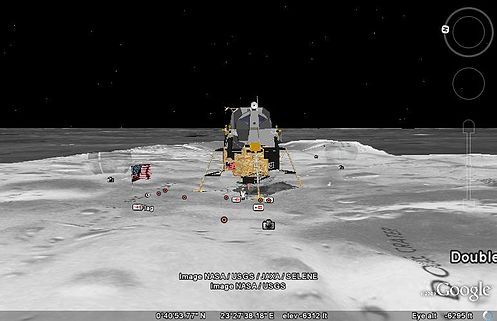 Google Moon Google Wiki FANDOM Powered By Wikia - Latest google satellite images