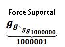 Force Suporcal