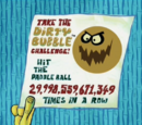 SpongeBob's Number
