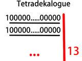 テトラデカログ