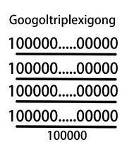 Googoltriplexigong