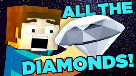 Minecraft DECODED! How Many Diamonds Exist? The SCIENCE... of Minecraft