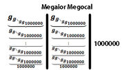 Megaior Megocal