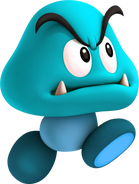 Cyan Goomba