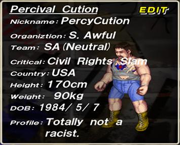Cution