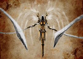 Auriel archangel of hope by alynaris-d50xv4a