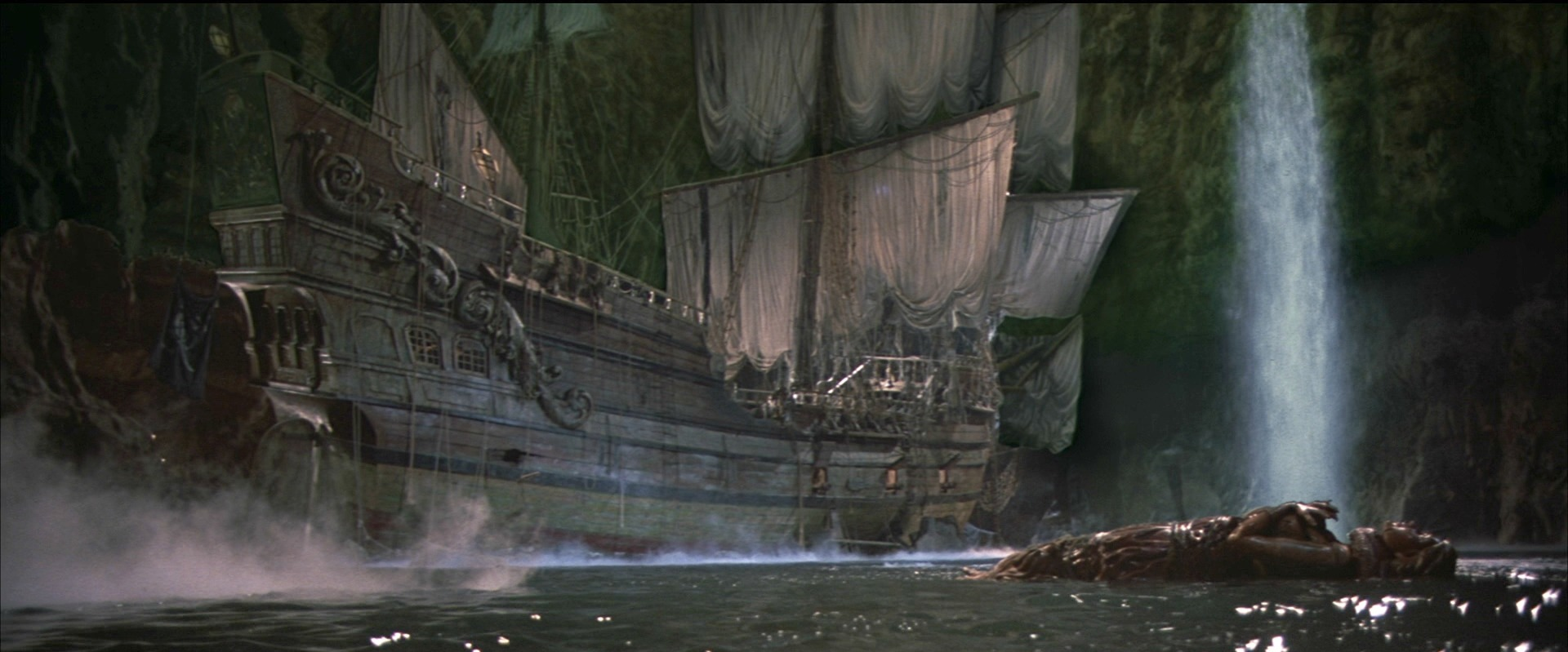 Image result for Goonies ship
