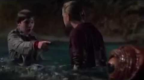 The Goonies - deleted scene - Octopus Attack