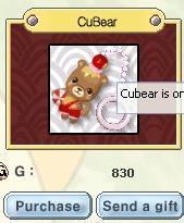 Cubear