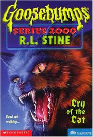 Goosebumps Series 2000 Cry of the Cat
