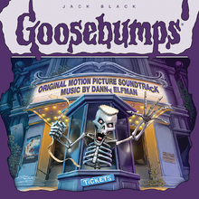 Goosebumps original motion picture soundtrack