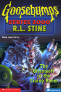 The Werewolf in the Living Room cover