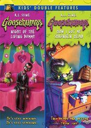 Goosebumps-doublepack-dvd-livingdummy-shrukenhead