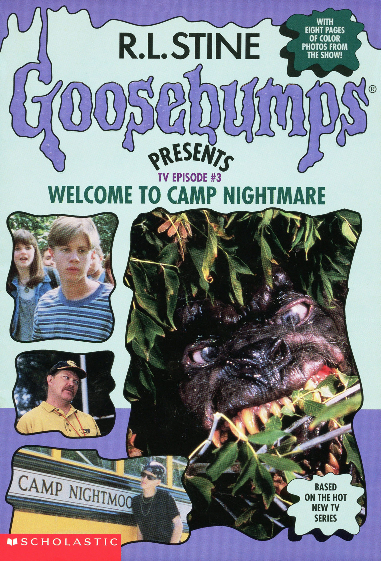 Goosebumps Book Cover Template : Goosebumps presents wiki fandom powered by