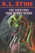 Creatures from Beyond Beyond Stine cover