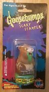 Cuddles Scary Stamper in package front