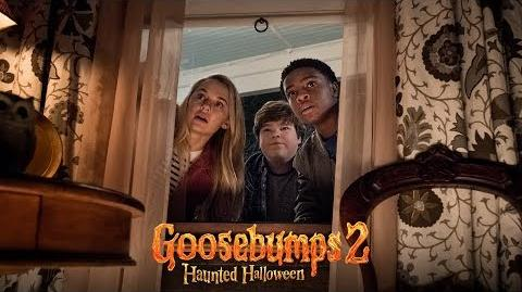 GOOSEBUMPS 2 HAUNTED HALLOWEEN - The Candy Bites Back