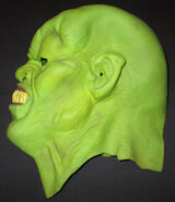 1996 latex Haunted Mask side