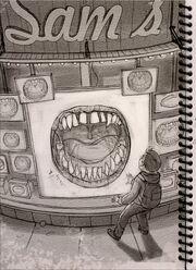 Don't Scream - sketch