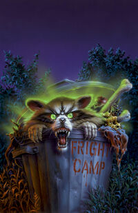 Fright Camp - artwork