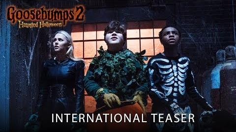 Goosebumps 2 Haunted Halloween - Teaser Trailer - At Cinemas October 12