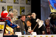 Goosebumps, Jack Black, Monsters, SDCC 2014
