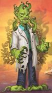 Goosebumps HorrorTown Dr Brewer