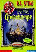 More tales to give you goosebumps reprint
